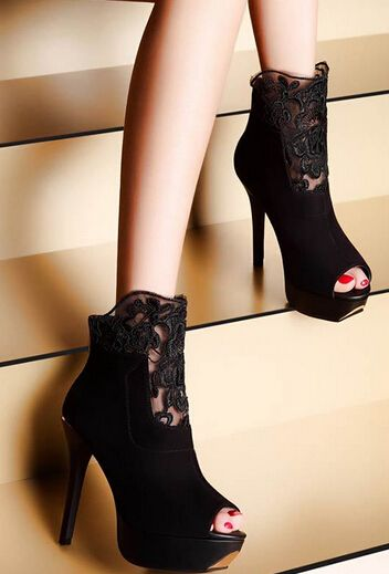 сексуальные на каблуках
