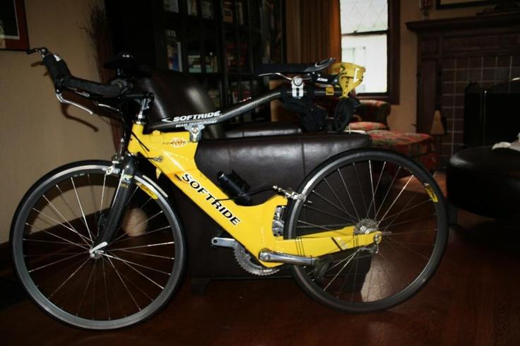 $750 - Softride Classic 650 Tri-Bike