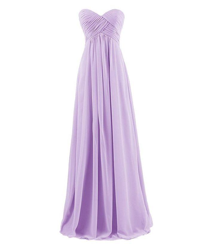 17 Best Ideas About Light Purple Bridesmaid Dresses On Pinterest