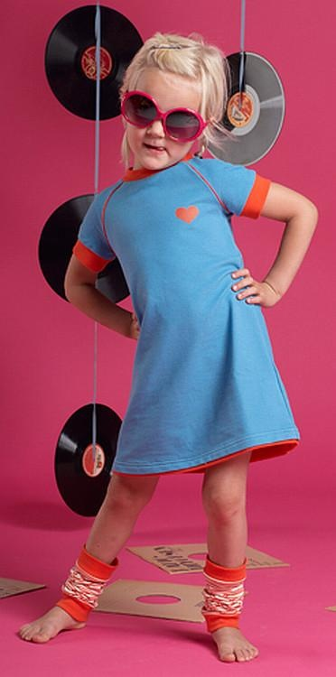 AlbaBaby jurk Adea blauw... board with lots of little girl sewing..  http://www.pinterest.com/isabeljohanna/s-e-w-i-n-g/