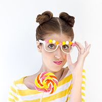Costumes for Your Airhead Moments: Last Minute DIY Costume Toppers