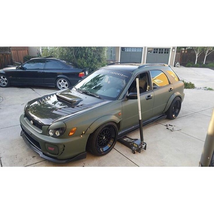 """7,518 Likes, 31 Comments - SUBARU. (@subieflow) on Instagram: """"Wagon. Owner: @wrx_ian #SubieFlow www.SubieFlow.com"""""""
