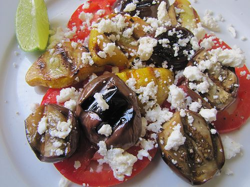 Love baby eggplants. | Mains and Sides | Pinterest | Eggplants, Limes ...