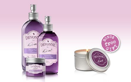 DEVONNE® By Demi | Skin Care Products | Offer Selection