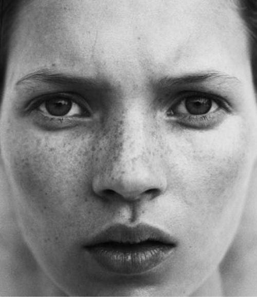 Kate Moss. Photo: Corinne Day.