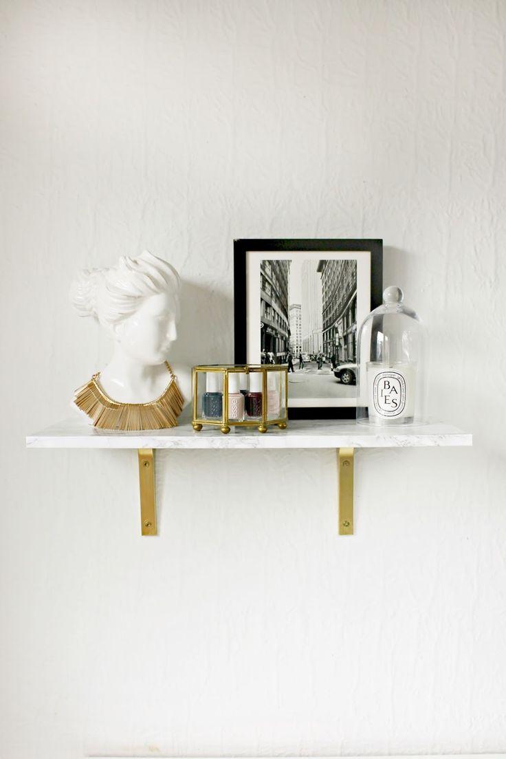 best 25 wall mounted shelves ideas on pinterest - Wall Hanging Shelves Design