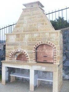 Mehmet Bey'in Villasına Yaptığımız Fırınlı Barbekü  Kandıra Taşı, 120 cm lik fırın, bakır kapaklı barbekü,  Ayrıca termostatlı bir model olarak tasarlandı.  Tekstilci Mehmet Bey'in Villası – Denizli
