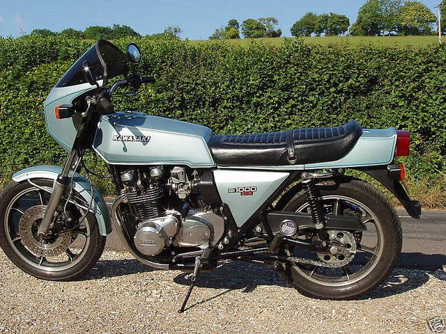 1978 Kawasaki Z1R-1000 by Carmima, via Flickr