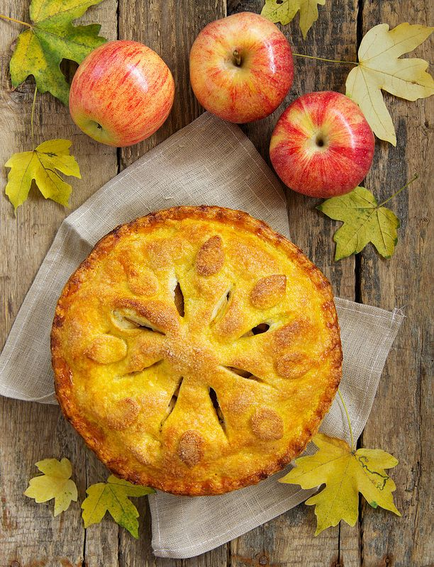 Сто лет не писала в сообщество Готовим вместе 2 ...соскучилась. Ну и давно не ела яблочного пирога! А именно яблочная выпечка очень…