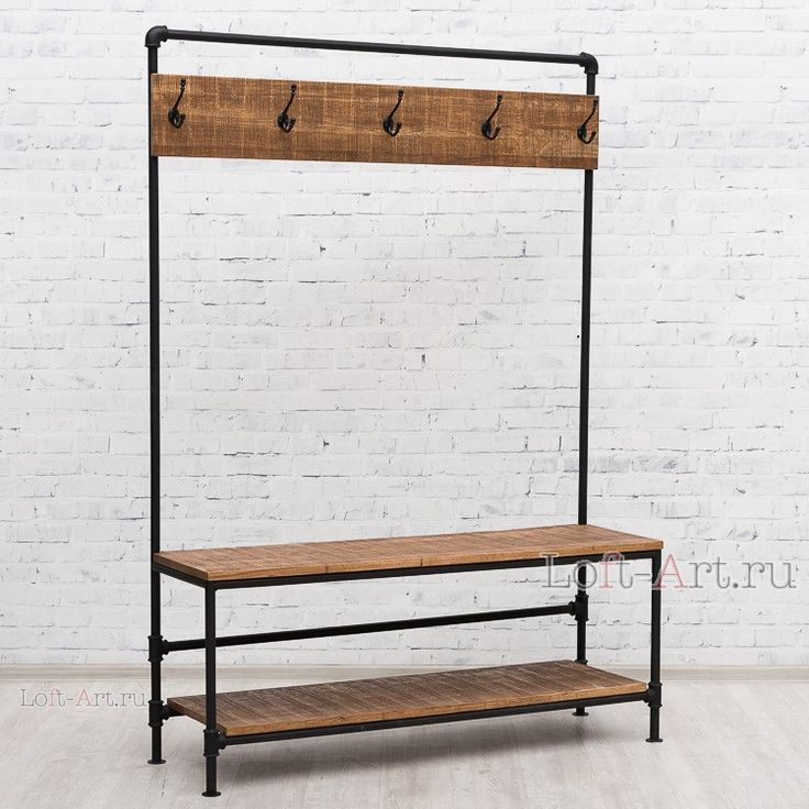 Вешалка Hardware - Мебель в стиле Лофт - Мебель по стилям Loft Art