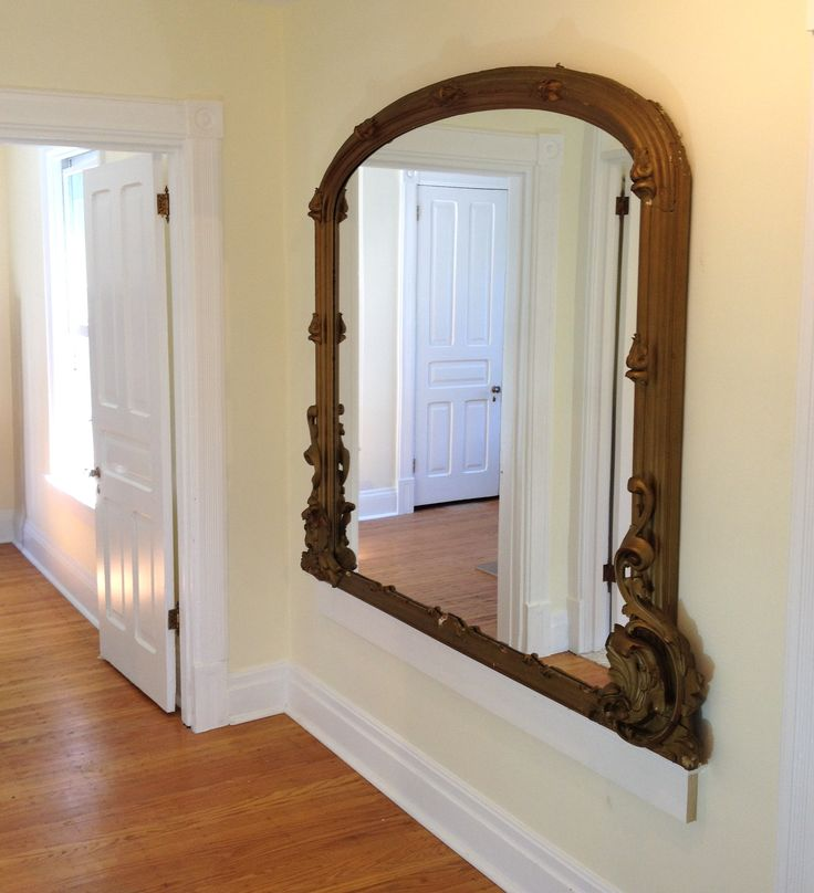 17 Best Images About Giant Fancy Mirrors On Pinterest