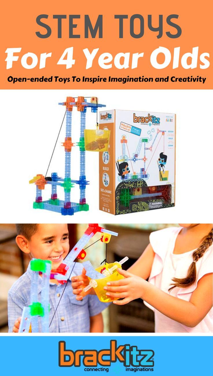 These Stem Toys For 4 Year Olds Are Sure To Capture Your Child S Attention And Inspire Imagination And Creativit Stem Toys Best Kids Toys 4 Year Old Activities