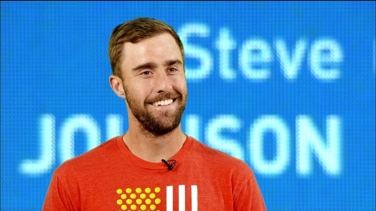 #atp #tennis #news  The New-Look Steve Johnson Picks Fish Over Fries
