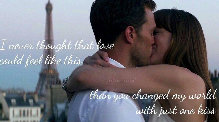 """Sammy Johnson on Instagram: """"What's your favourite part from fifty shades freed?❤ · """"Kiss me like you wanna be loved""""  _______________________________…"""""""