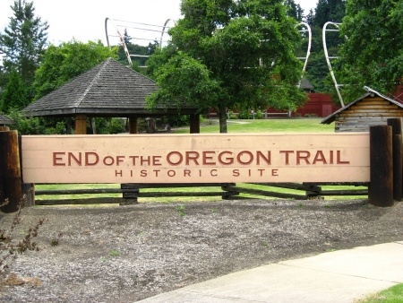 End of the Oregon Trail Park & Museum
