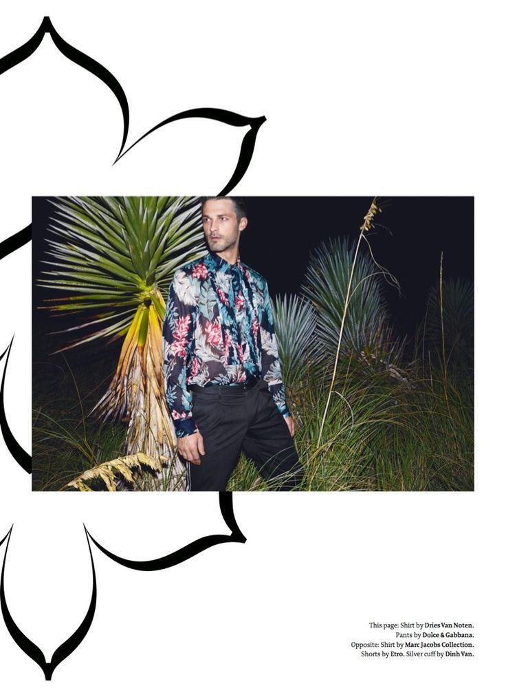 Floral Men Trend | Spring Floral Print Shirts, Jackets + More