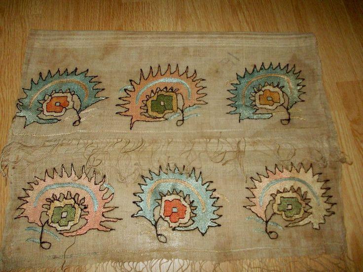 Turco Otomano temprana 19 de toallas de lino   eBay