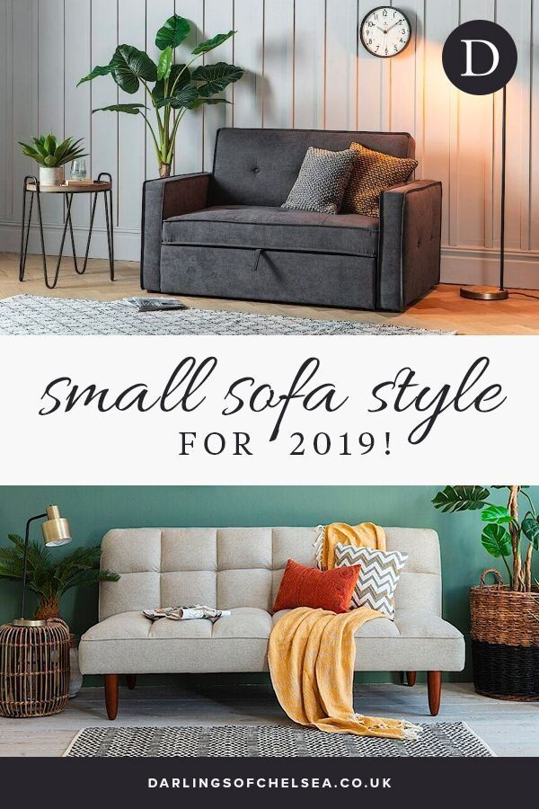 The Best Small Sofas For Small Rooms Blog Darlings Of Chelsea Small Room Sofa Sofas For Small Spaces Small Sofa
