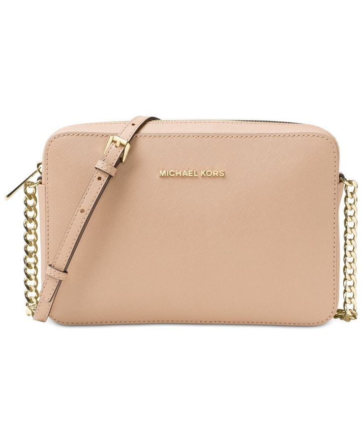 Bailey wants- Get a fresh perspective on cool handbag decorum with this  sophisticated yet street-chic crossbody from Michael Michael Kors.