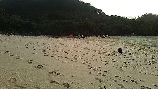 pantai sedahan di gunung kidul wonosari jogja
