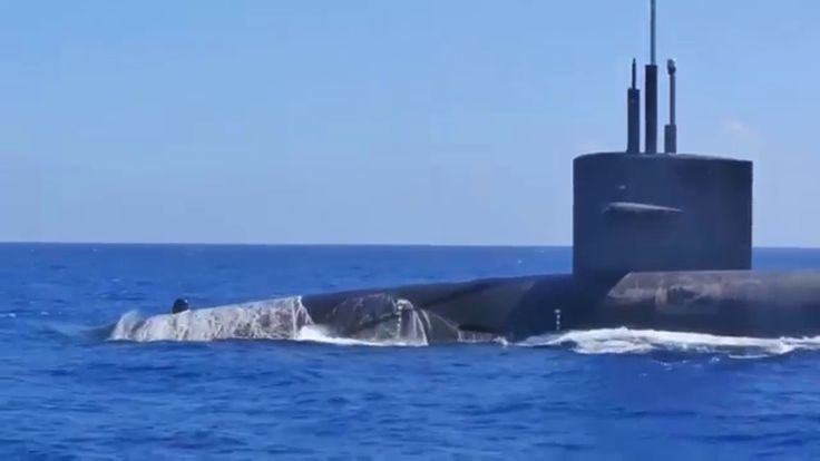 May 4 17 Seawolf: America's Super Stealth Submarine That Can Only Be Defeated by ...