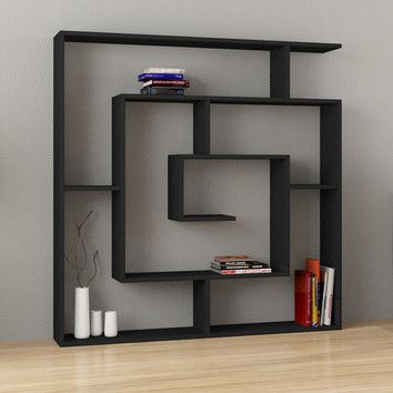 You'll love the Ivo 125cm Bookcase at Wayfair.co.uk - Great Deals on all Office  products with Free Shipping on most stuff, even the big stuff.