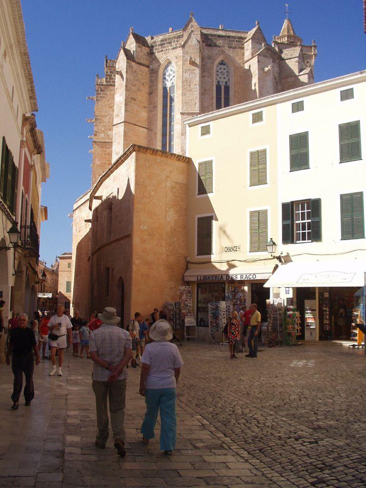 Menorca - Ciutadella - Menorca-web.de