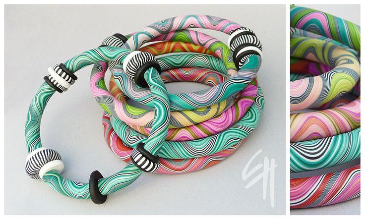 "Art course ""Funny bracelet"""