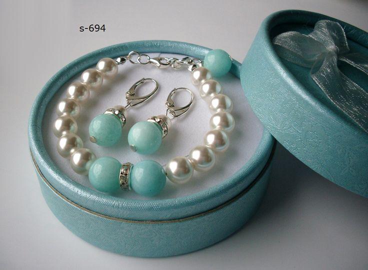 Dárek pro svědkyni i družičky :-) Luxusná svadobná bižutérie, perly, swarovski, úpravy na přání, svatební náušnice, náramky, náhrdelníky, vintage style, boho style, glamour style,... Vyberte barevnou kombinaci a my Vám uděláme exkluzívní kousek jenom pro Vás
