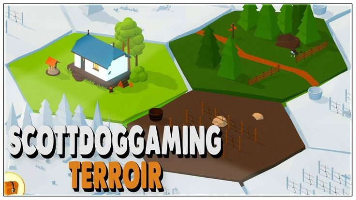 Terroir Is It Any Good? Terroir Gameplay First Look & Let's Try ScottDogGaming - Terroir Is It Any Good? Terroir Gameplay First Look & Let's Try ScottDogGaming  Terroir is a 3D tile-based tycoon game where you manage your very own vineyard. In Terroir you grow a variety of different grape varietals craft your wine and expand and manage your Chateau all the while dealing with the weather and events that can either make or break your business.  Want to buy terroir get it here…