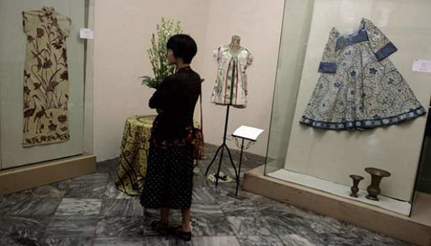 Pameran Batik Karya Asmoro Damais 1   Foto   Tempo.co