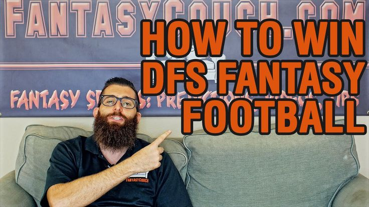 Daily Fantasy Football Strategy and Introduction #fantasyfootball #DFS