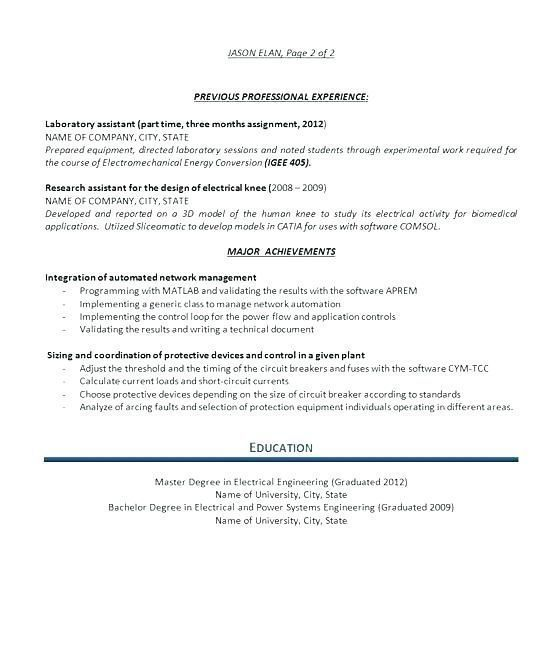 Professional Resume Samples Free Writing A Resume Sample Achievements For Resume Examples Resume Engineering Resume Professional Resume Samples Resume Examples