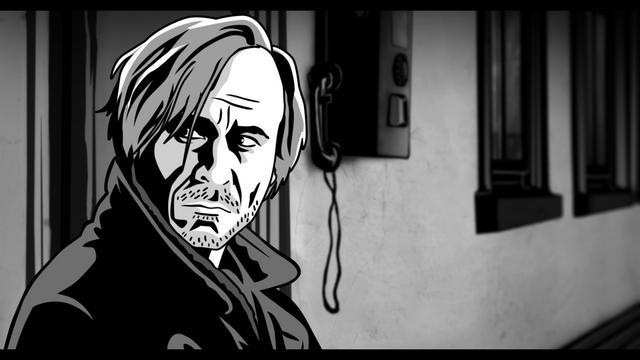 Alois Nebel – Teaser by Negativ Film. ALOIS NEBEL