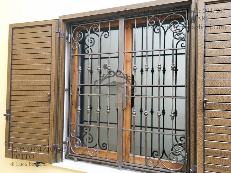 risultati immagini per inferriate windows burglar proof