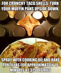 Taco shells