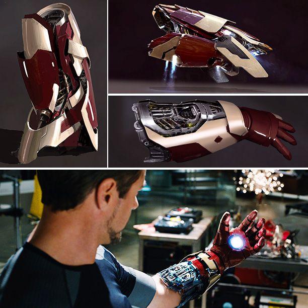 iron man movie scenes | Best of 2013 (Behind the Scenes): 'Iron Man 3' VFX artists on the Mark ...
