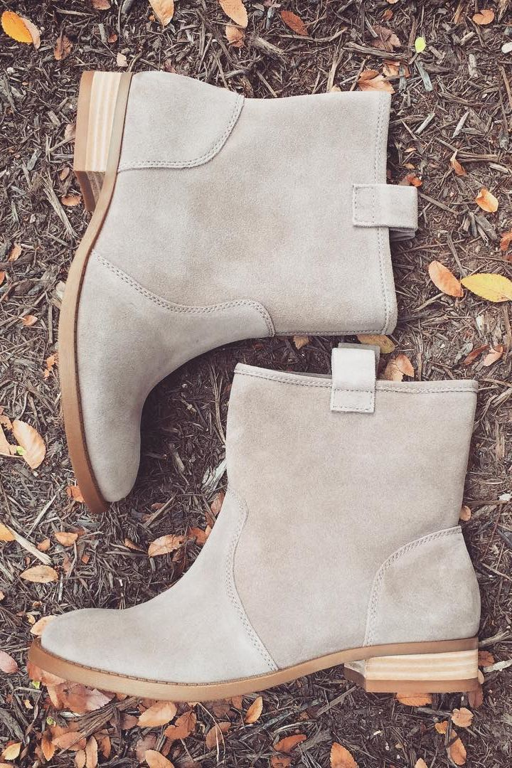The perfect fall booties