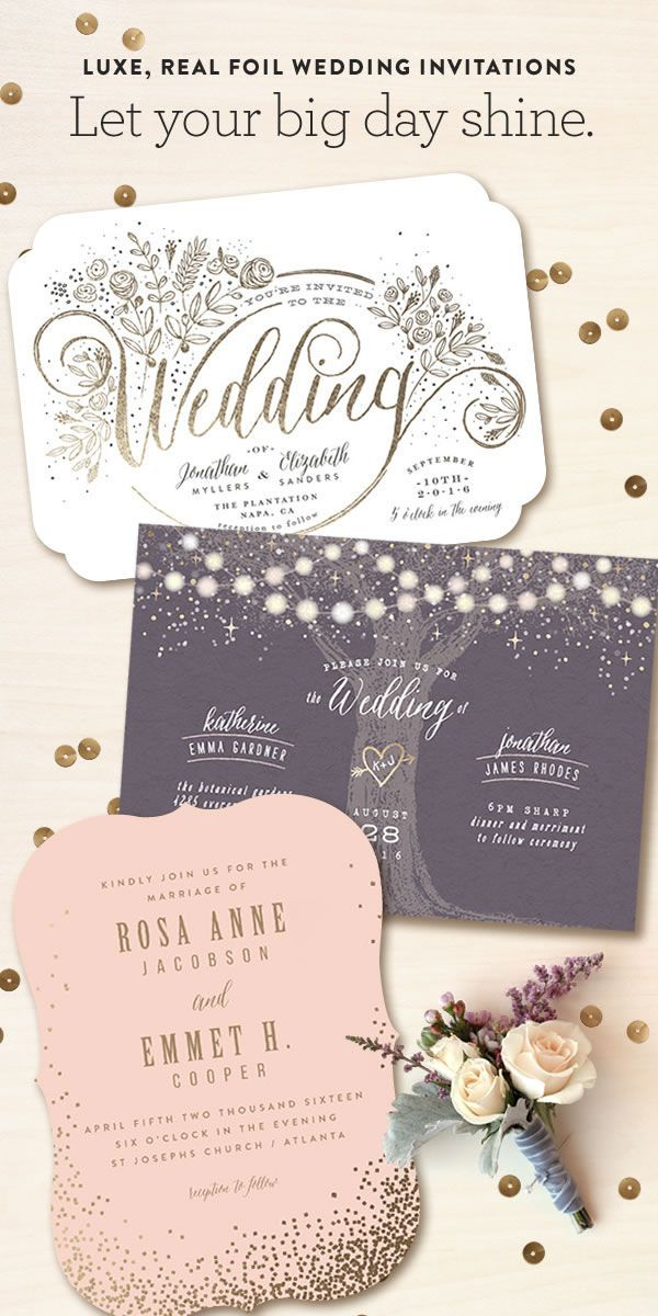 These are all cute - rustic yet glam