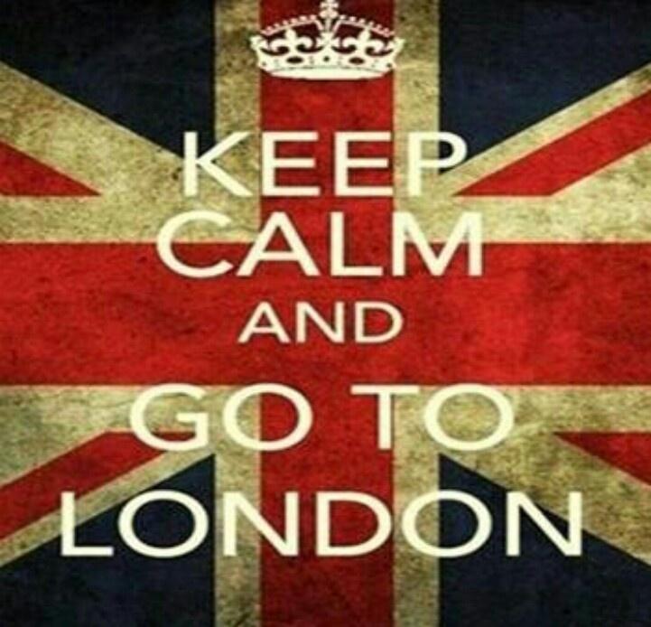 Keep Calm And Go To London Estudia En El Exterior Pinterest Keep Calm And London