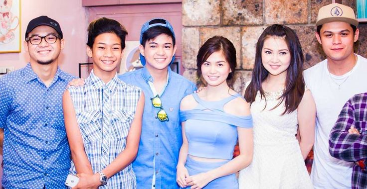 Saranghaeyo Upcoming Teen Flick Gathers Young Actors From Abs-Cbn, GMA and TV5