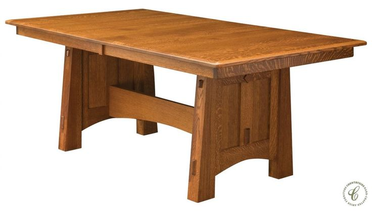 Colorado McCoy Butterfly Leaf Table   Sustainable Forestry And Leaf Table