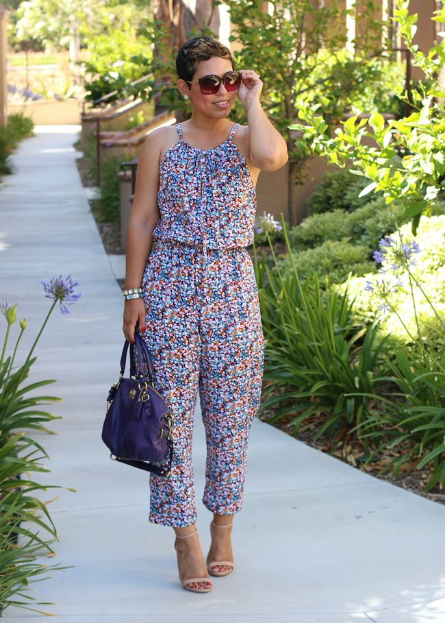 DIY Jumpsuit + Simplicity Pattern Review - Mimi G Style