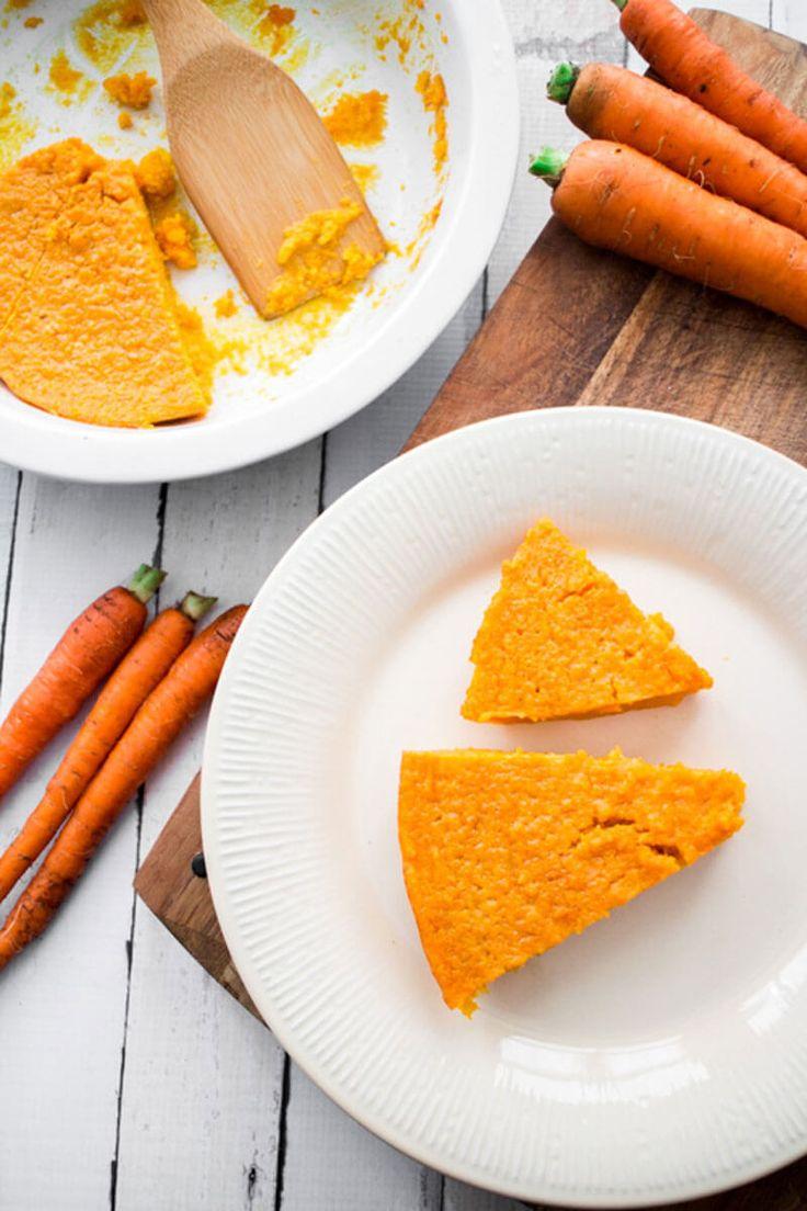 Творожная запеканка с морковью — вкусный и полезный низкокалорийный десерт