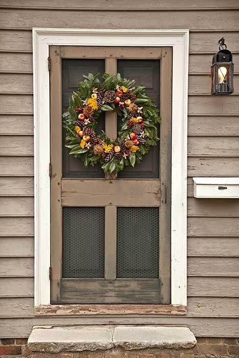 25 Best Ideas About Wood Screen Door On Pinterest