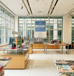 A Book.  Art & Design bookshop