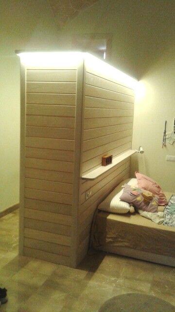 Dormitorio-Guardaropa
