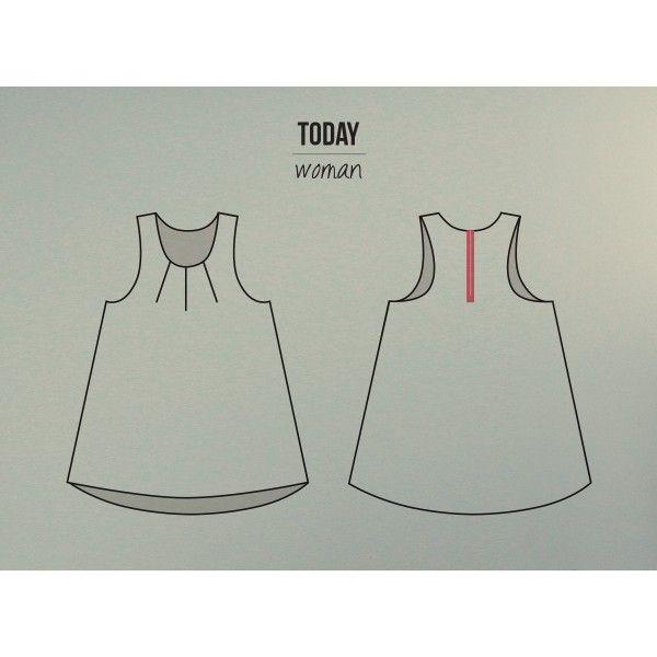 Vanessa Pouzet - Today Woman original precis