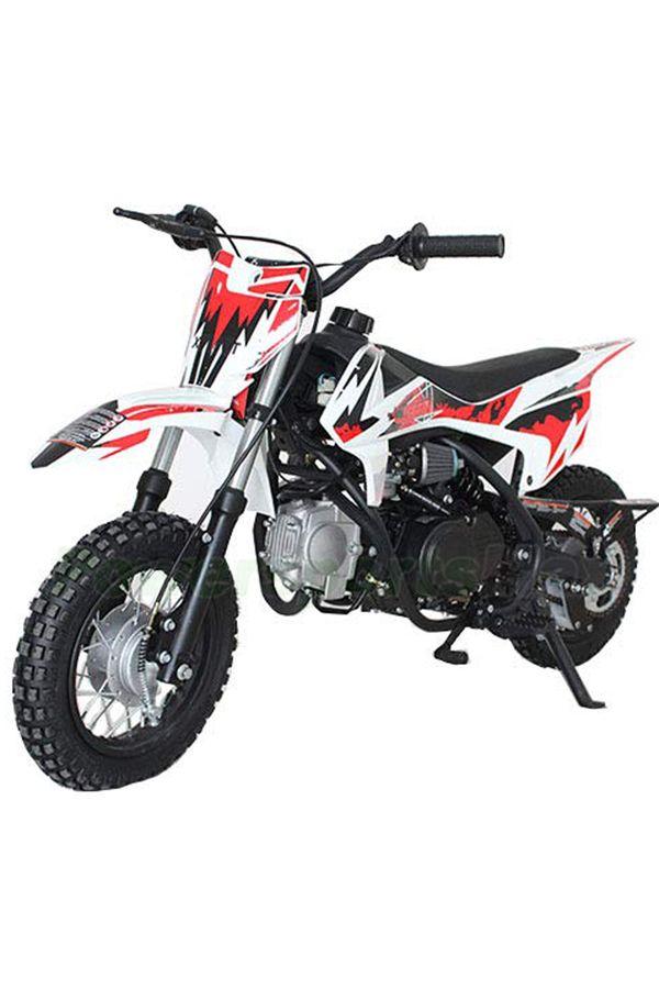 Db X31 X Pro 110cc Pitbike With Semi Automatic Transmission