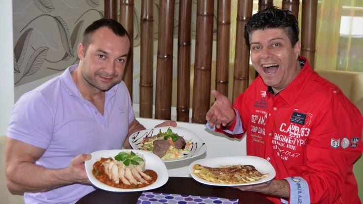 Zdravá každodenní výživa při sportu pro hubnutí - Vařte s Majklem